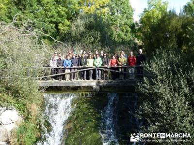 Cañones y nacimento del Ebro - Monte Hijedo;rutas sierra guadarrama;puerto de navacerrada bola del